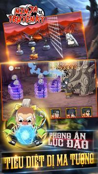 Ninja Truyền Kỳ screenshot 9