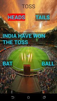Book Cricket 2016 screenshot 2