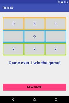Tic Tac Q apk screenshot