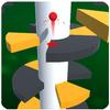 Spiral Jump Ball 3D icon