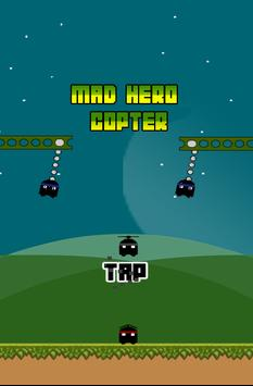 Mad Hero Copter poster