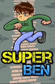 Super Ben Ten omniverses poster