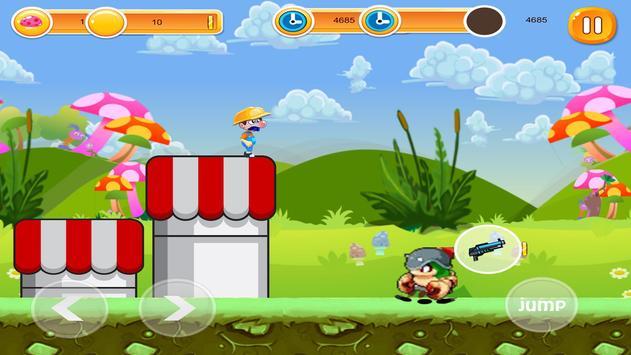 Super Adventure Run World screenshot 1