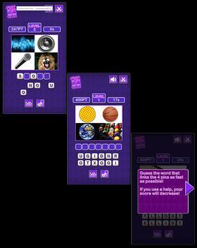 4 Images 1 Word screenshot 3