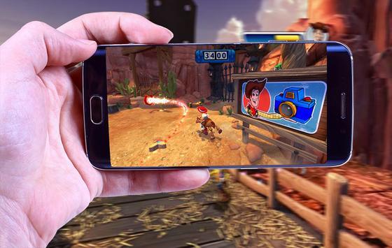 The Τоy Rescue ѕtоry 3D Game screenshot 4