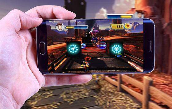 The Τоy Rescue ѕtоry 3D Game screenshot 5