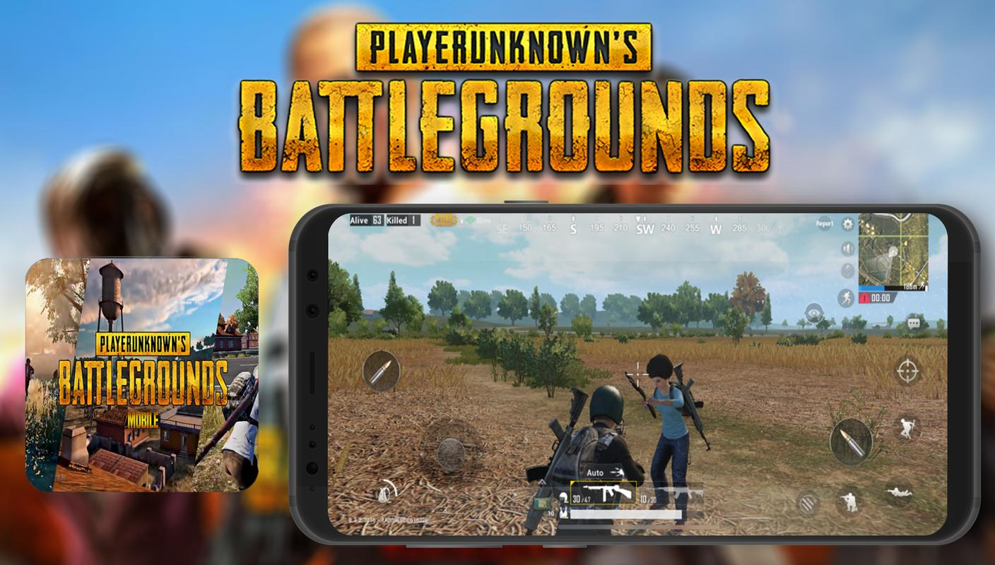 Pubg Mobile For Android Apk Download Mobil Poster
