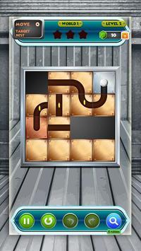 Roller Maze Slide Puzzle screenshot 8