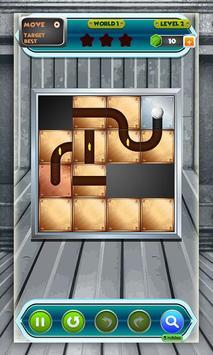 Roller Maze Slide Puzzle screenshot 13