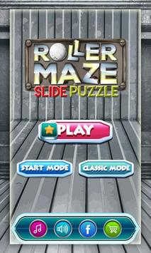 Roller Maze Slide Puzzle screenshot 10