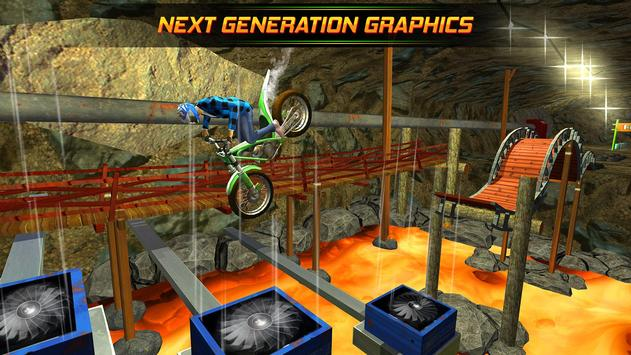 Bike Stunts Racing Free screenshot 2