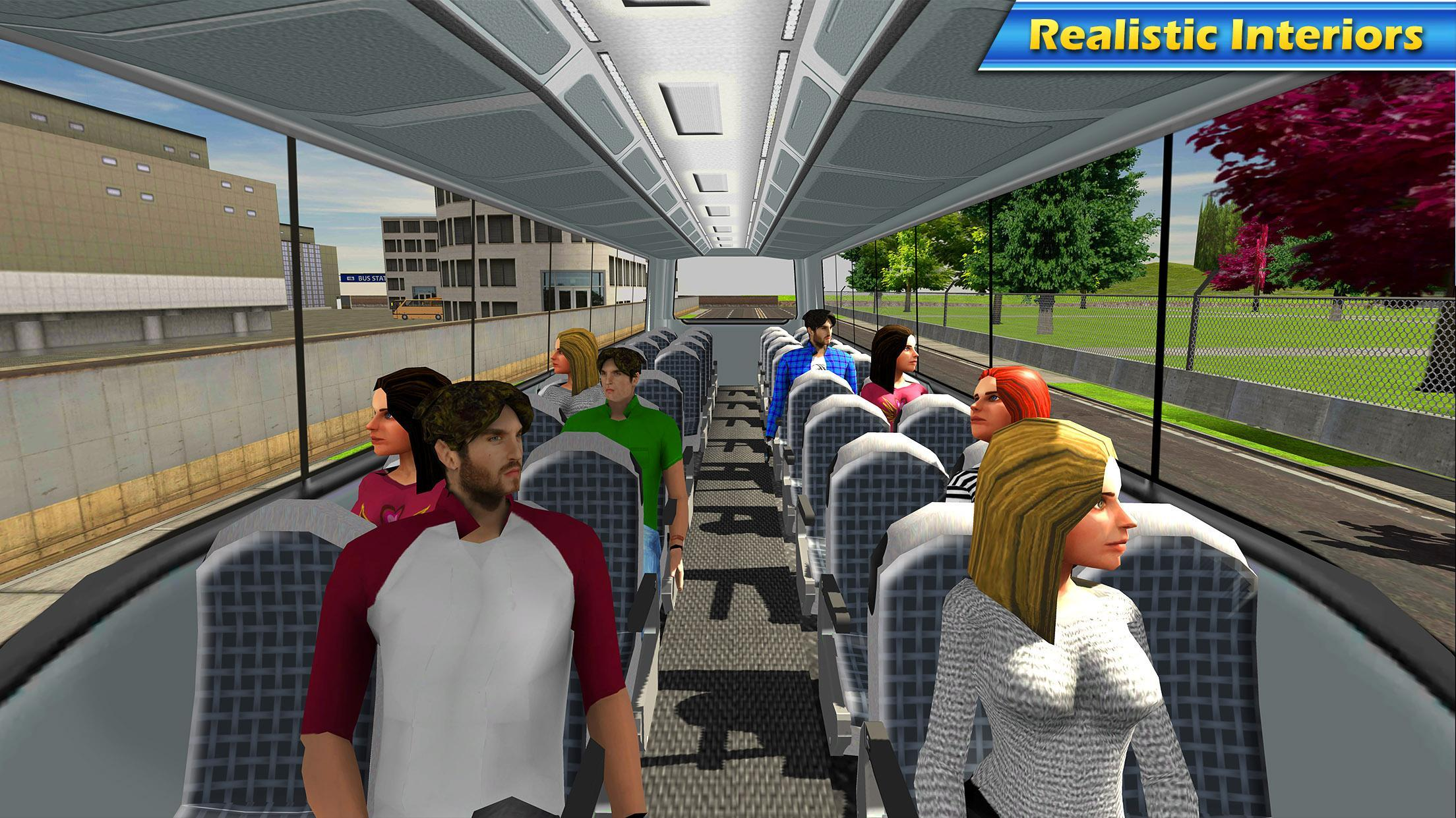 Euro Bus Driving Simulator for Android - APK Download