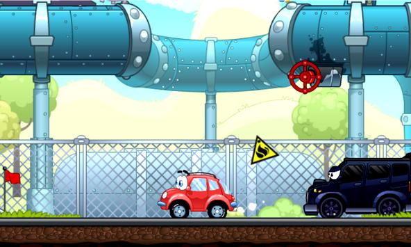 Wheely 3 apk screenshot