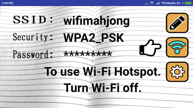Wi-Fi Setting screenshot 1