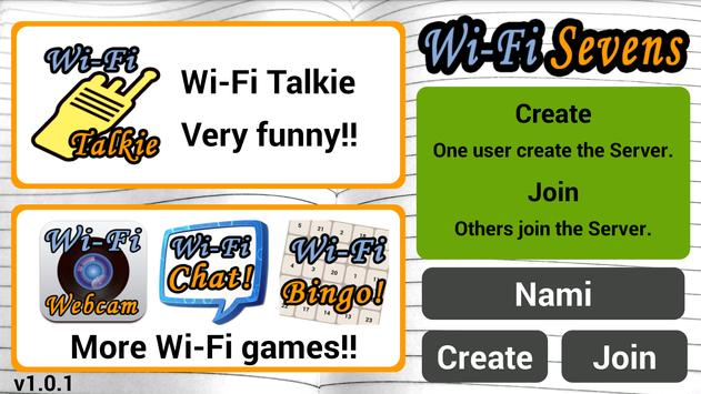 Wi-Fi Sevens apk screenshot