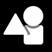 Figuras: Twitch Shape Matching icon