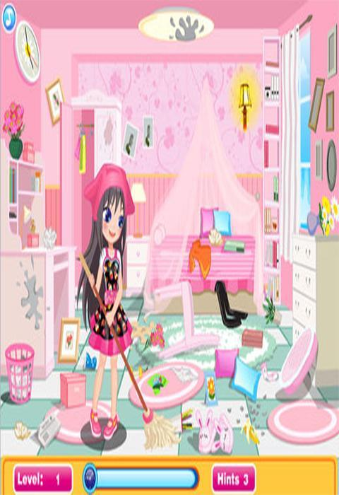 لعبة تنظيف الغرفة للصبايا For Android Apk Download