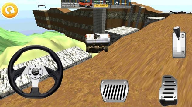 4x4 Truck Smash 2016 apk screenshot