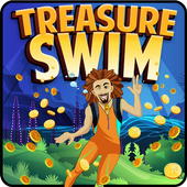 Treasure Swim HD Free icon