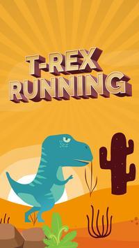 TREX RUNNER ADVENTURE poster