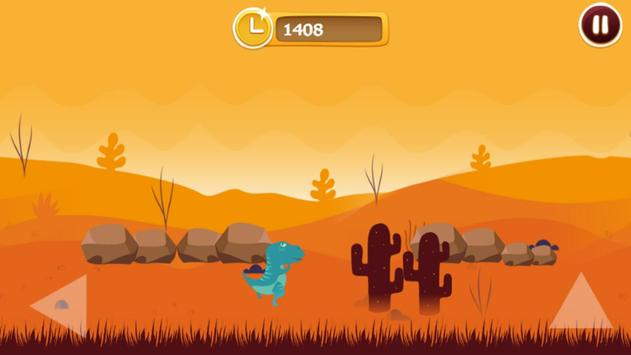 TREX RUNNER ADVENTURE apk screenshot
