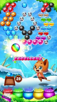 Kitty Pop: Bubble Shooter poster