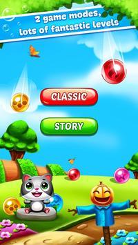 Kitty Pop: Bubble Shooter apk screenshot