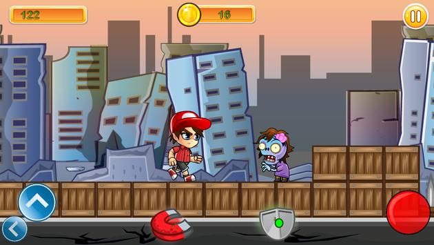 Zombie Dash screenshot 1