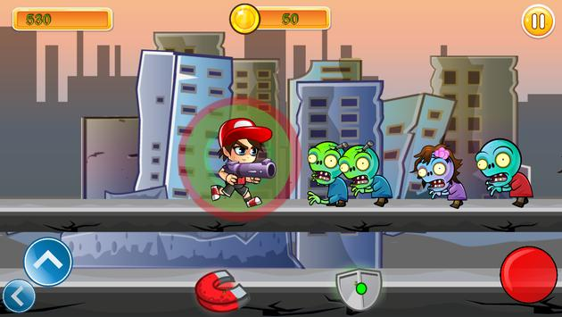 Zombie Dash screenshot 4