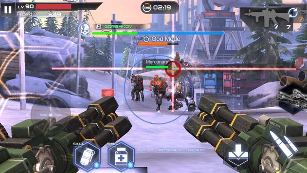 Fusion War screenshot 6