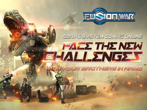 Fusion War screenshot 9