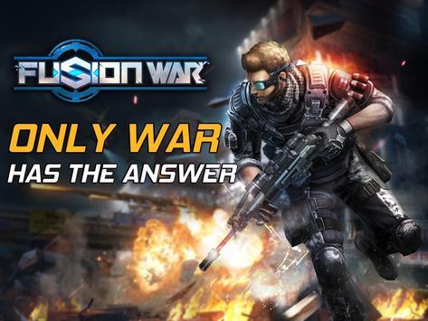 Fusion War screenshot 13