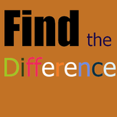 Find differences game (2) icon