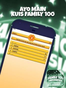 Kuis Family 100 Terbaru screenshot 1