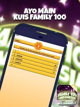 Game Kuis Family 100 Terbaru poster
