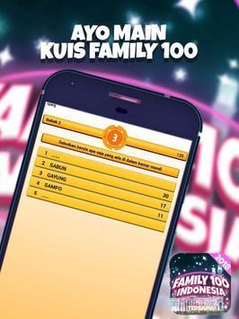 Kuis Family 100 Indonesia screenshot 2
