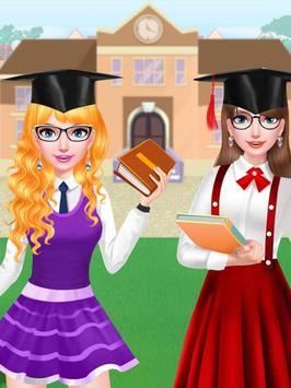 High school games for girls screenshot 11