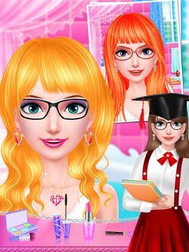 High school games for girls screenshot 5