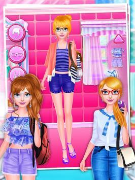 High school games for girls screenshot 6