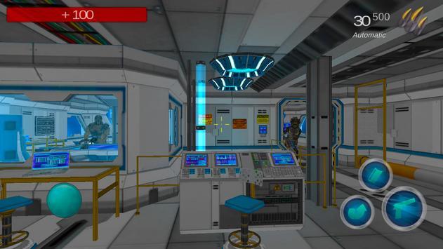 Alien Killer Shooter apk screenshot