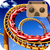 Amazing Roller Coaster VR icon