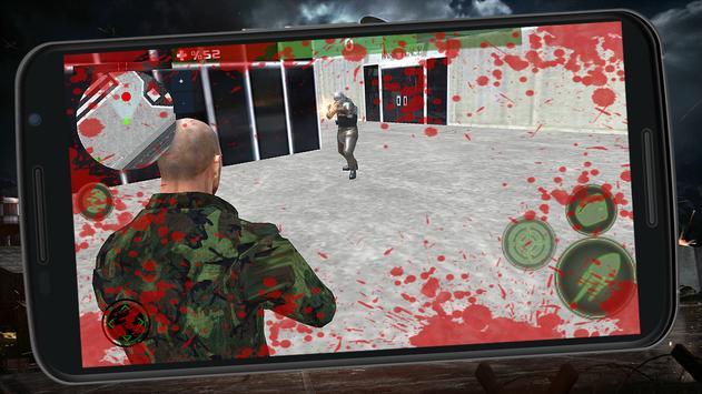 Army Strike Crime Attack apk screenshot