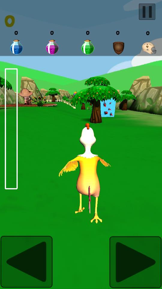 Crazy Chicken Runner 2