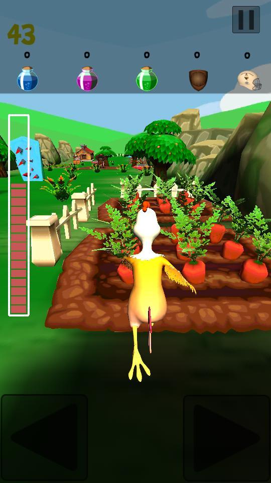 Crazy Chicken Runner 5