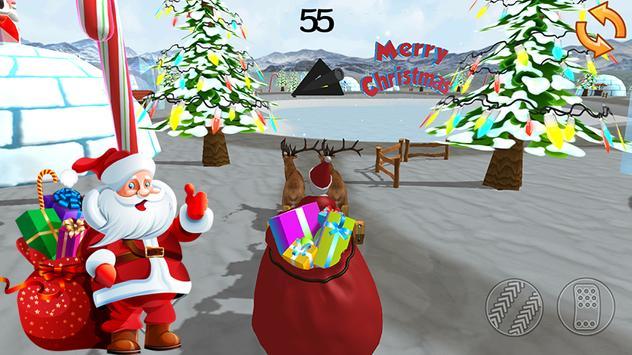 Driver Santa Clause apk screenshot