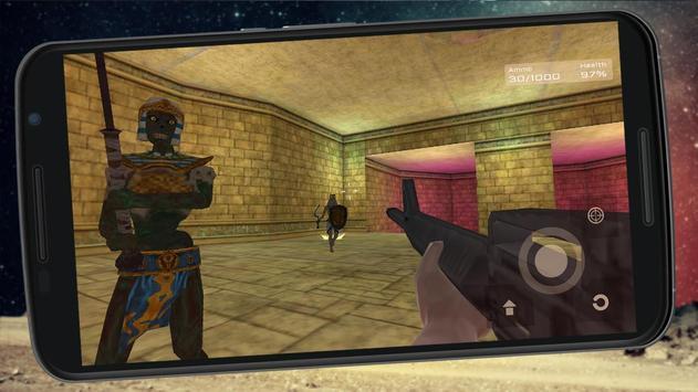 FPS Mummy Slayer Attack screenshot 1