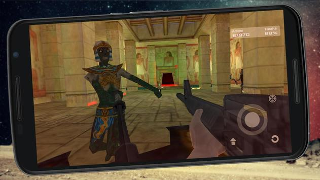 FPS Mummy Slayer Attack screenshot 7