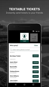 Gametime - Tickets to Sports, Concerts, Theater apk screenshot