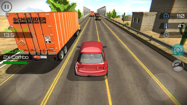 Highway Car Traffic Driver apk screenshot