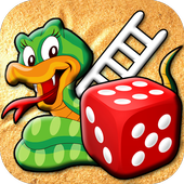 Installing Game android Snakes Ladders APK new